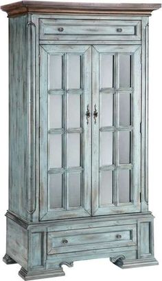 Hartford Two Drawer, Two Door Cabinet