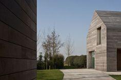 Casa DC2, Tielrode, Temse, Bélgica - by Vincent Van Duysen Architects