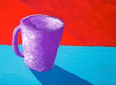 The Morning Cup of Coffee 145 ARTIST TRADING CARDS by MikeKrausArt