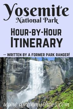 See the best sights, make the most of your time, and avoid the crowds with this Yosemite Itinerary -- written by a former park ranger! Yosemite Vacation, Yosemite Lodging, California National Parks, Yosemite National Park, Hiking With Kids, Best Family Vacations, Travel Guide, Travel Ideas