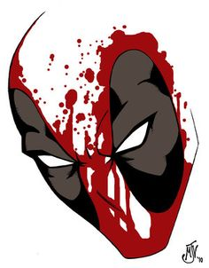 DeadPool - Comic Book Art - Marvel Comics - X-men - X-force - Wade Wilson - Comic Books - Mutant - Mutants