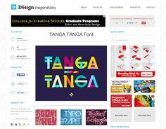 The Design Inspiration 設計師靈感泉源,每日更新免費素材資源網