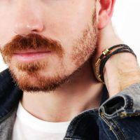 #Armband aus braunem #Leder von Half United - Just Bottle  #schmuck #jewellry #design #ecofashion #unisex