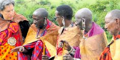 Novel idea helping livestock and wildlife share land in Maasai Mara.
