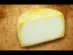 Como hacer queso maduro en casa - YouTube