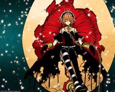 Sakura from Tsubasa Chronicles 'Chess Queen' costume