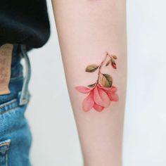 foot tattoos for women flowers Tatoo Flowers, Purple Flower Tattoos, Hawaiian Flower Tattoos, Tribal Flower Tattoos, Tattoos For Women Flowers, Flower Tattoo Foot, Foot Tattoos For Women, Flower Tattoo Designs, Small Tattoos