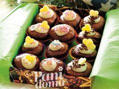 Bajeczne czekoladowe muffinki