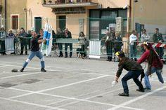 Antichità a Grezzana:12a edizione del torneo di s-cianco