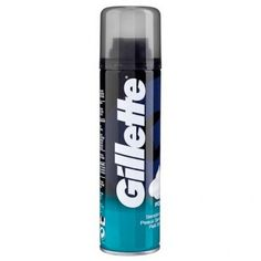 Gilette foam is lightly fragranced for Sensitive Skin. Rich lather, spreads easily and rinses clean. Voss Bottle, Water Bottle, Shaving, Health And Beauty, Fragrance, Cleaning, Water Bottles, Home Cleaning, Perfume