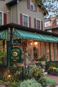 """The Fairthorne Cottage - Cape May, NJ We stayed in the """"Ashley"""" room. Nicely located to the beach and to Washington Square. Lovely hosts and great food! Would absolutely stay here again!!"""