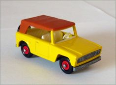 Matchbox Lesney #18 Field Car