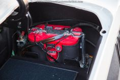 Please be sure your trunk-mounted OPTIMA battery is in properly-vented to the outside air