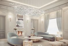 IONS one the leading interior design companies in Dubai .provides home design, commercial retail and office designs Luxury Living Room, Room Design, Home, Interior Design Companies, Bedroom Design, Luxury Living, Sitting Room Design, Luxury Interior Design, Lounge Design