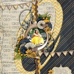 Layout by Wendy Tunison Designs using This & That