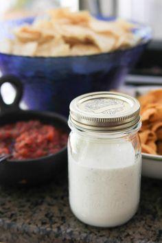 Chuys Creamy Jalapeno Dip recipe knockoff-3