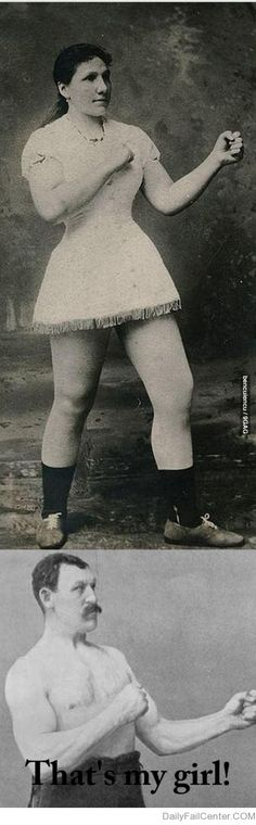 Hattie Stewart- (World female boxing champion 1884)