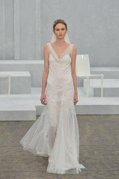 Grecian-Inspired Wedding Gowns - Grecian Gowns Bridal Fashion Week 2015