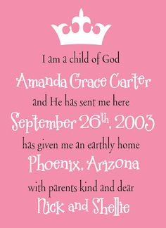 cute baby sign I like this one a lot too. Got my work cut out for Amaris' & Julies room :)