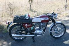 Ducati mono café racer