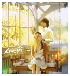 Love Rain- this drama gets really good about half way through (when they go to present day). Korean Drama.