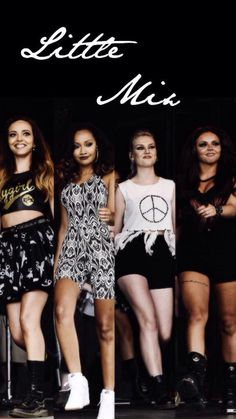 Little mix lockscreen