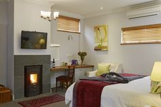 Suites - The Tulbagh Decor, Furniture, Room, Suites, Home Decor, Suite, Renovations, Fireplace, Hotels Room