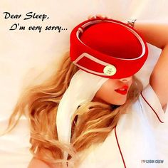 If you could write Sleep a letter what would you say? Dear Sleep I'm very sorry…