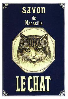 Savon de Marseille Le Chat