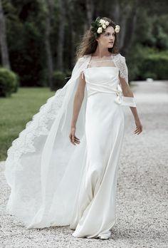 Les inspirations mariage d'Alberta Ferretti 14