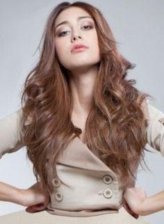 Federn Schneiden Lange Haare