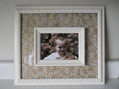 Picture frame idea!