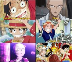 Here's a assortment of photographs that solely an otaku can perceive . Should references û-û Braveness! And particularly a humoro. Otaku Anime, Expo Anime, Manga Anime, Manga Eyes, One Piece Funny, One Piece Comic, One Piece Anime, Saitama, Kid Memes