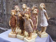 #sculpture  #Jurga #Jurga_Martin  Jurga Martin _ sculptures _ France _ Lithuania _ artodyssey (5)