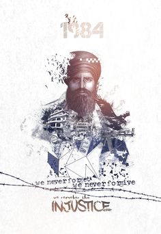 At one time, Punjab was considered the most fertile land for recruitment in the British-Indian Army. It is a strange coincidence that the person who was considered the father of Sikh extremism in the his parents named him Jarnail Singh. Guru Granth Sahib Quotes, Shri Guru Granth Sahib, Sikh Quotes, Gurbani Quotes, True Faith, Faith In God, Guru Hargobind, Guru Nanak Wallpaper, Guru Nanak Ji