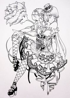 Chi by BerryKuro Deviantart