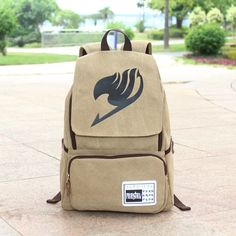 2016 NEW FAIRY TAIL BAG ANIMATION AROUND PIECE TOKYO GHOUL SATCHEL BAG BACKPACK