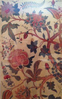 Fabrics: Chintz