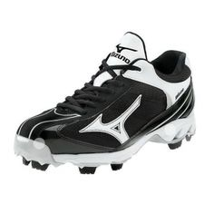 SALE - Mens Mizuno Blaze Elite G3 Baseball Cleats Black Leather - Was $62.99 - SAVE $3.00. BUY Now - ONLY $59.99 Air Max Sneakers, Sneakers Nike, Baseball Cleats, Buy Now, Nike Air Max, Black Leather, Stuff To Buy, Men, Shoes