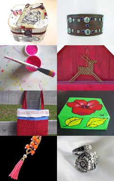 Christmas in July by Deborah on Etsy--Pinned with TreasuryPin.com