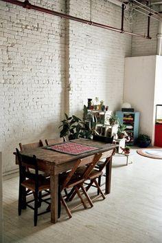Freunde von Freunden — Isabel Wilson — Textile Designer, Apartment & Studio, Williamsburg, New York —...