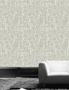 We offer a variety of modern wallpaper designs, including floral, geometric, and textured wallpaper. Find new modern wallpaper ideas at Covered Wallpaper. Cover Wallpaper, Vinyl Wallpaper, Textured Wallpaper, Nature Wallpaper, Modern Wallpaper Designs, Designer Wallpaper, Floral, Home Decor, Modern Wallpaper