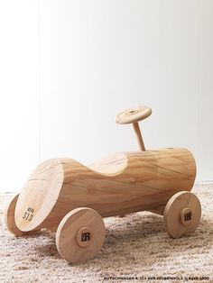 Image result for diy wooden sit on toy car
