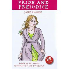 Pride and Prejudice - Real Reads for Children