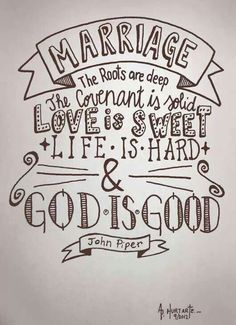 {marriage}