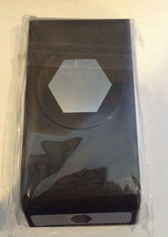 Stampin Up! HEXAGON PUNCH BRAND NEW $13.99