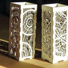 Caja de botellas de vino. Archivos de corte láser SVG DXF CDR   Etsy Cnc Wood, Cnc Router, Laser Cut Wood, Laser Cutting, Flexible Plywood, Wall Clock Vector, 18mm Plywood, Cnc Plans, Boyfriends