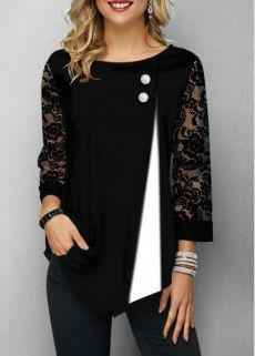Stylish Tops For Girls, Trendy Tops For Women, Blouses For Women, Women's Blouses, Tomboy Fashion, Look Fashion, Fashion Outfits, Womens Fashion, Fashion Clothes