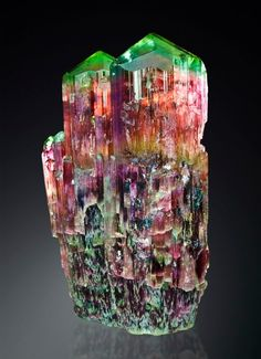 colorful TOURMALINE
