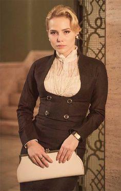 Figurino Julia (Leticia Collin) Nada sera como antes